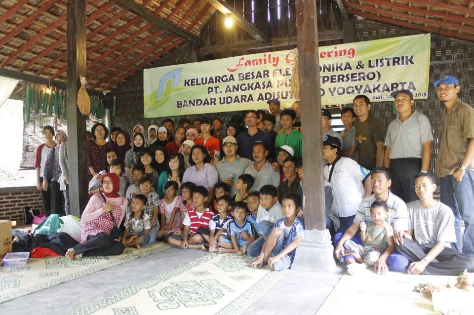 Family Gathering Elkalist Jogja