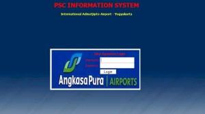 Aplikasi PSC Information System