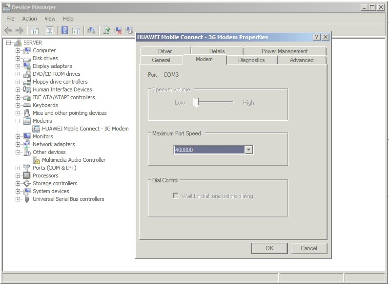 SMS Gateway Dengan Gammu, Modem Huawei, Xampp, Kalkun Di Windows