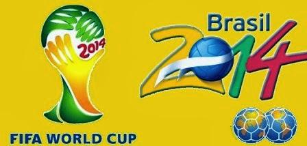 Jadwal Piala Dunia 2014 Brazil Dengan Jam Tayang Indonesia