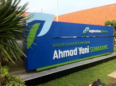 Bandara Internasional Ahmad Yani Semarang