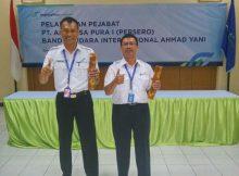Pindah Tugas Bandara Ahmad Yani