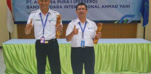 Pindah Tugas di Bandara Internasional Ahmad Yani Semarang