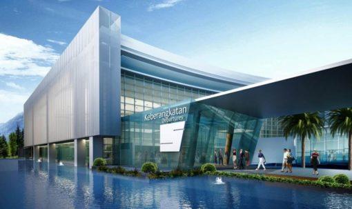 Konsep Floating Airport, Bandara Terapung