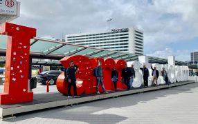 Perjalanan Amsterdam
